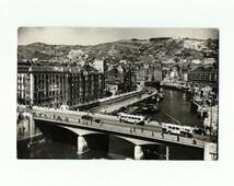 Vintage Bilbao Postcard - Spain 1962 - S83