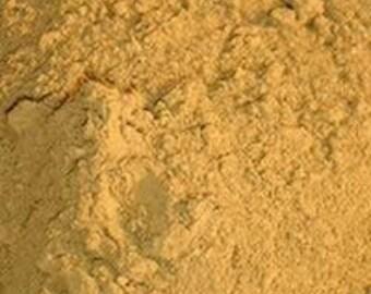 Guggel resin Powder 2 Oz Commiphora wighti