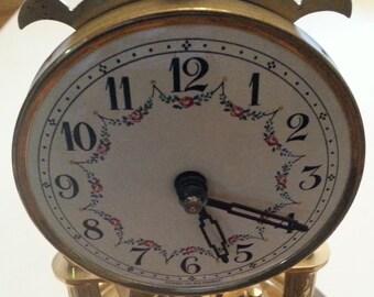 Vintage c.40s Euramca Trading  Anniversary Clock Germany
