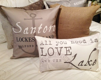 All You Need is Love and the Lake Pillow