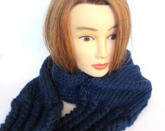 Sample scarf from Johanna Crafts