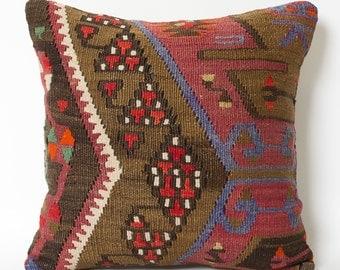 organic pillow, organic pillow cover, throw pillow, decorative pillow, organic cotton, pillow, organic pillows, pillowcase, kilim pillow