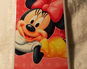 Iphone 6 Minnie Mouse Hard Case