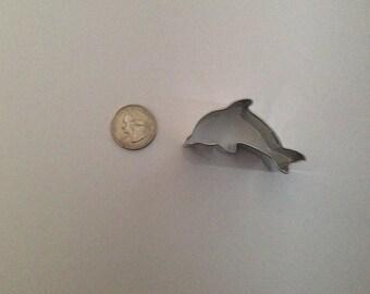 "2.25"" Mini Dolphin Cookie Cutter"
