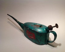 1950s Braime Double Slide 1/2 Pint Oil Can