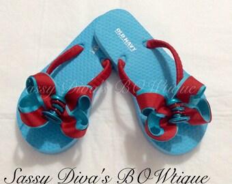 SALE!!! Dr. Suess Flip Flops
