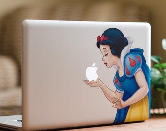 Disney Snow White MacBook Decal Sticker from DecalGirl