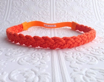 The Orange Twist Crown
