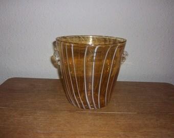Ice bucket glass VENINI FOR DISARONNO Ice Bucket
