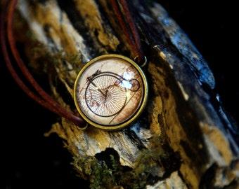 Penny Farthing Bracelet