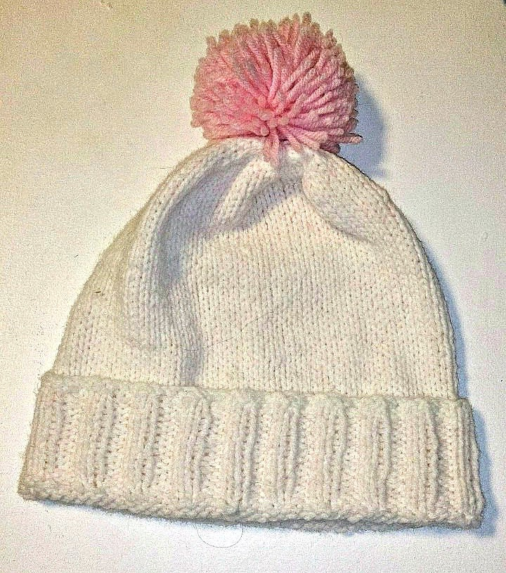 Knitting Pattern For Floppy Beanie : ONE OF A KIND Floppy Beanie