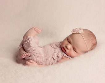 Overalls Pattern, Lace Overalls Pattern, Newborn Size, Knitted Overalls Pattern, Corinne