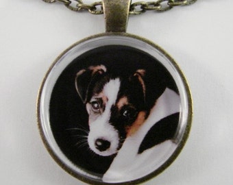 JACK RUSSELL Necklace -- For Jack Russell Terrier lovers