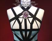 Black Widow Chest Harness