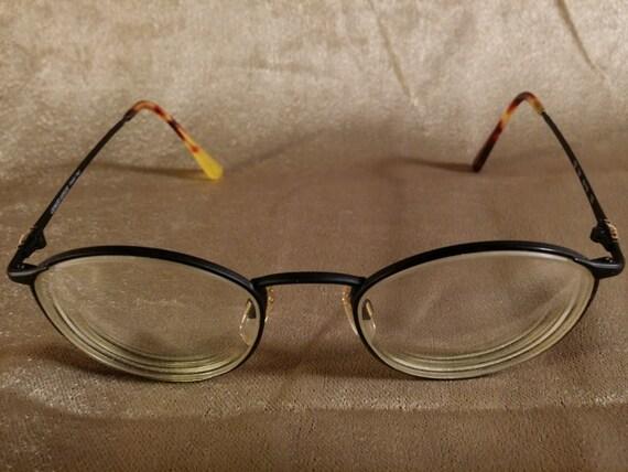 Vintage Giorgio Armani Eyeglass Frames : Vintage GIORGIO ARMANI eyeglass frame MODEL 132 by ...
