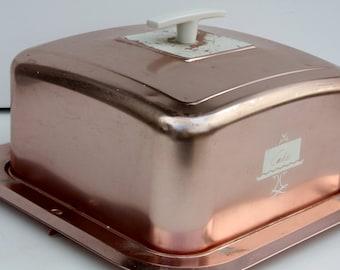 Vintage Cake Carrier-Antique Cake Stand-Dessert Tray-Cake Box-Kitchen Storage-Food Storage-Housewares-Baking Supply-Antique Kitchen Decor