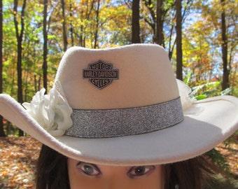 SALE - SALE - Vintage Harley Davidson Hat