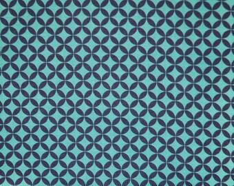 Alexander Henry - A-Chan Diamond - Indigo & Turquoise
