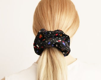 Scrunchies ,Hair Fabric Hair Accessory , BUY 3  piece  GET  1 scrunchie as gift