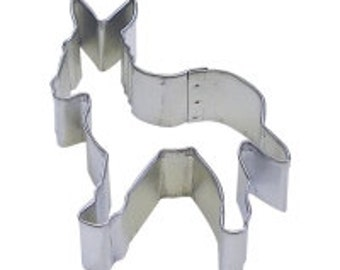 Donkey Cookie Cutter 3.5""