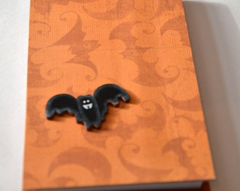 Book Halloween bat