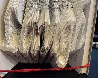 Laugh book fold *PATTERN*