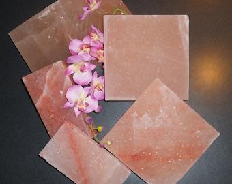 Himalayan Salt Block / Bricks / Plates / Serving Platters / Construction Tiles
