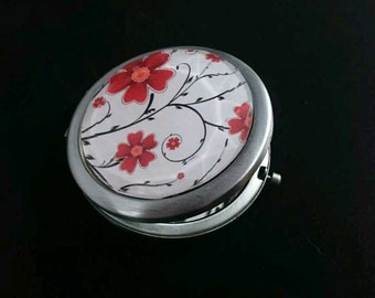 Double Sided Pocket Mirror