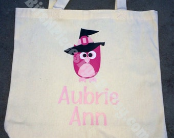 Personalized Halloween Trick-Or-Treat Bag