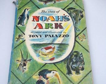 """Vintage Tony Palazzo, """"Noah's Ark"""""""