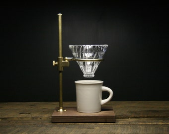The Clerk V60 Coffee Pour Over Stand