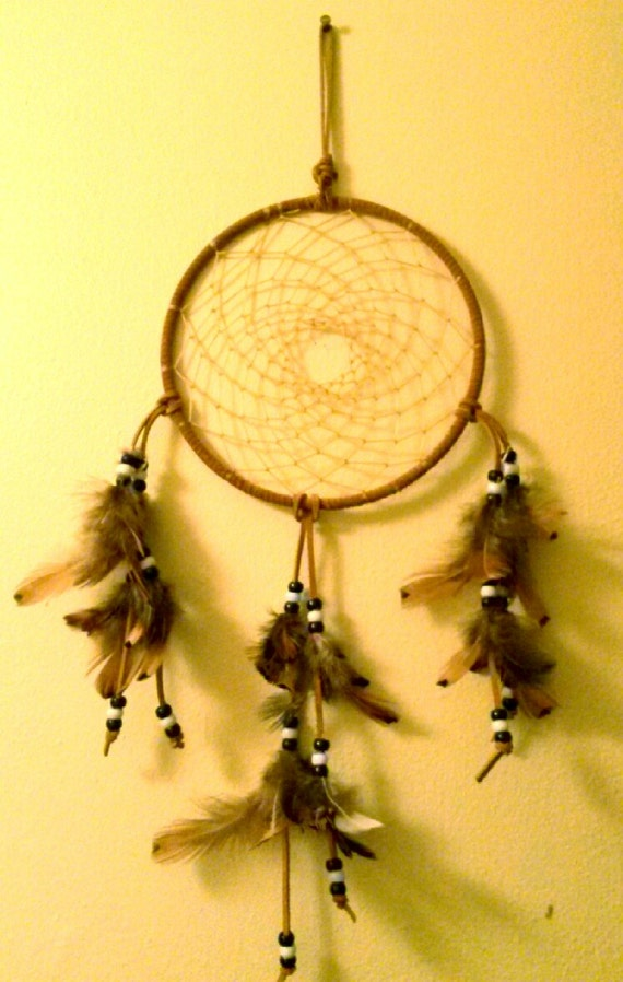 Native american rustic dream catcher boho home decor for Native kitchen designs and decors photos