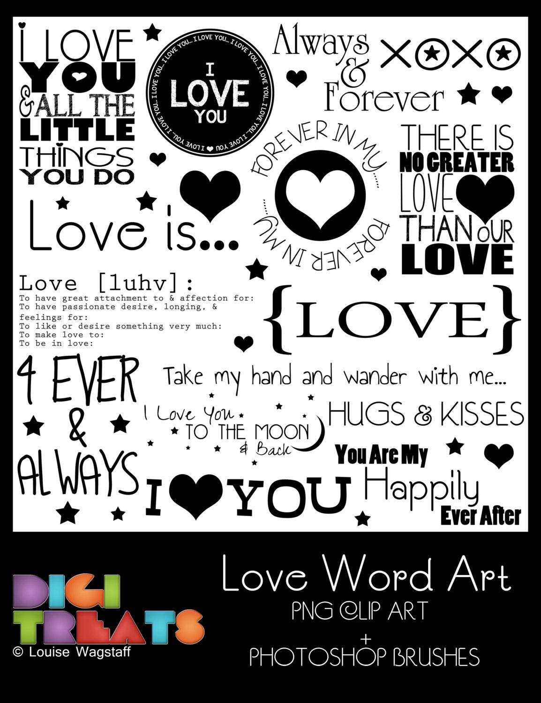 LOVE Text Effect in Photoshop CC, CS6, CS5 | Photoshop ...