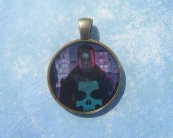 Punisher Pendant