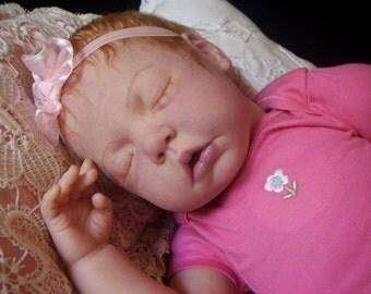 Camille by Ann Timmerman Custom Reborn Doll Little Darlins Nursery Rita Meese artist