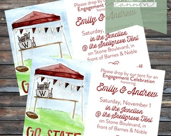 Tailgate Party Etsy