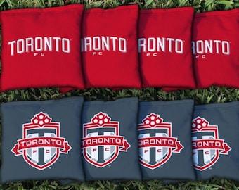Toronto Reds Cornhole Bags - MLS Licensed