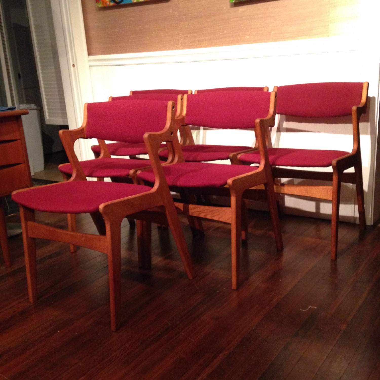 nova dining chairs 1395 obo free nyc delivery haute juice