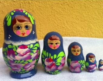 Nesting Dolls, Matryoshka #5