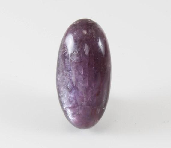 Lepidolite Lingam, O-198