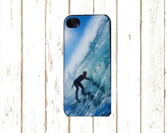 Maui Surfing Cell  Phone Case for Iphone 5/5s and 4/4S,  IPhone 6/6S.