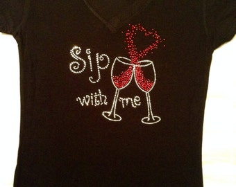 "Sip With Me ""T"""