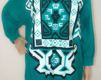 Vintage Forelli International Oversized Sweater