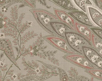 French General Favourites Taupe - 1/2yd