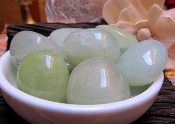 Jade Healing Stones