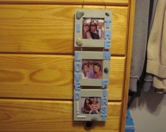 Personal Quotes Photo Frame