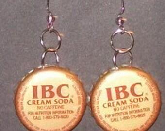Earrings  IBC Cream Soda