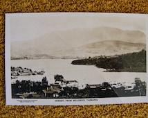 Hobart, Tasmania, Australia 1920's Vintage Antique rppc Real Photo Postcard
