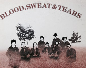 Blood Sweat And Tears - vinyl record