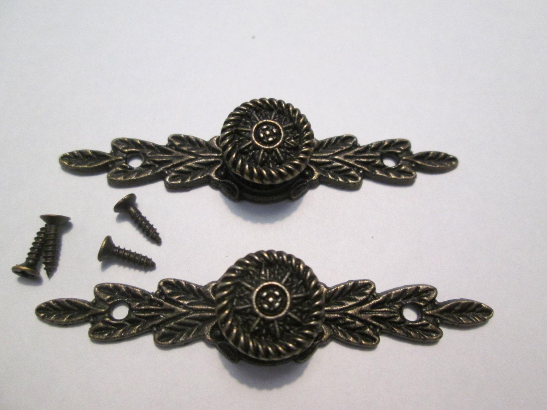 Drawer Pulls For Jewelry Box: Pcs antique decorative mini jewelry ...